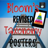 Bloom's REVISED Taxonomy Posters