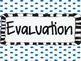 Bloom's Taxonomy Posters Polka Dot Theme