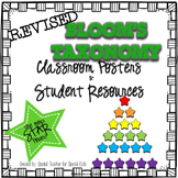Bloom's Taxonomy {Posters and Student Resources} HOTS