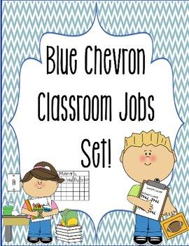Blue Chevron Class Starter Set! Class Jobs and Specials