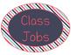 Blue Coral Decor: Class Jobs Header & Editable Job Labels
