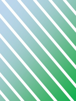 Background Template - Blue & Green Diagonal Stripes