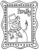 Ornament Art Coloring Page