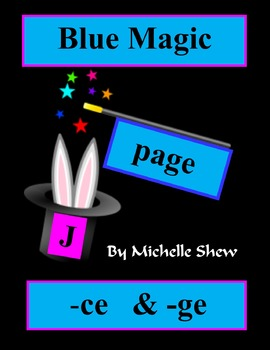 Blue Magic ce & ge