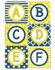 Blue & Yellow Classroom Theme
