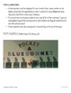 """Pocket-a-Blubonnet"": Bluebonnet Award Bulletin Board Idea"