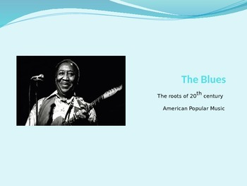 Blues Music PowerPoint Presentation