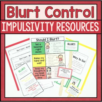 Blurt Control