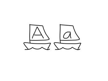 Boat Font!