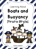 Boats and Buoyancy - Pirate Style