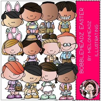 Melonheadz: Easter clip art - Bobbleheadz