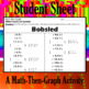 Bobsled - 15 Systems & Coordinate Graphing Activity