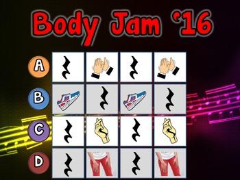 Body Jam '16!