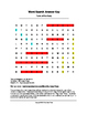 Parts of the Body Word Search (Grades 1-3)