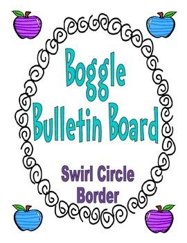 Boggle Bulletin Board