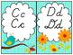 Boho Bird D'Nealian and Cursive Font