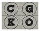 Boho/Tribal Word Wall Letters