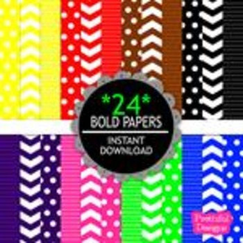 Bold Paper Pack