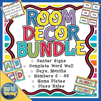 Room Decor Bundle