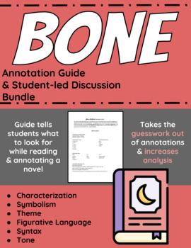Bone: A Novel Annotation Guide