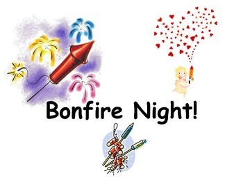 Bonfire night mini pack