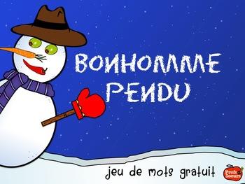 Bonhomme Pendu
