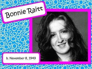 Bonnie Raitt: Musician in the Spotlight