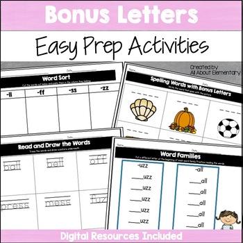 Bonus Letters