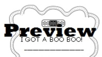 Boo Boo Notes