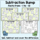Boo Bump!  Halloween Addition & Subtraction (Freebie in th
