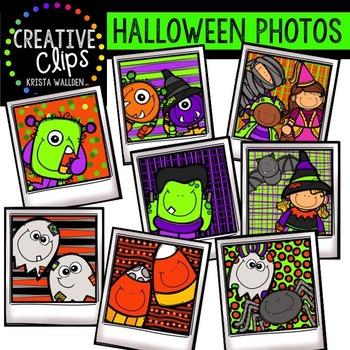 Halloween Clipart Photos {Creative Clips Clipart}