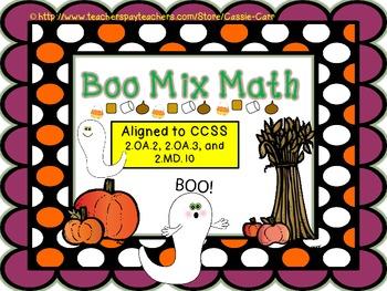 Boo Mix Math
