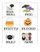 Boo-a spooky sight word game