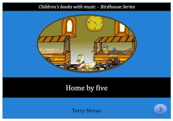 BHS - Book 3 - Home by five