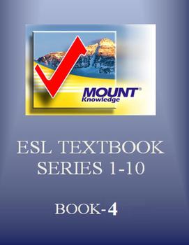 Book 4: English Grammar Workbooks from Level 1 to Level 10