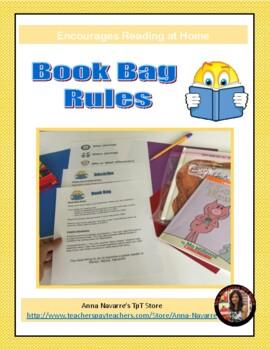 Book Bag Rules