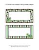 Book Bin Multipurpose Editable Labels - Turtle Time Classr