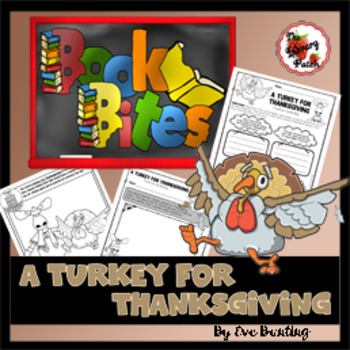 Book Bite {A Turkey for Thanksgiving}