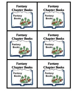 Book Box Labels 1