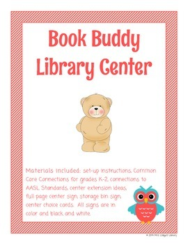 Book Buddy Library Center