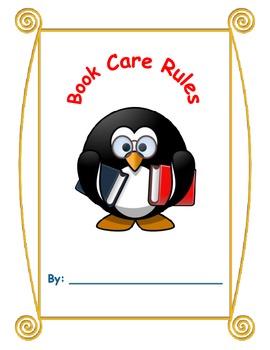 Book Care Rules