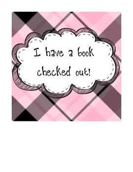 Book Check Out System
