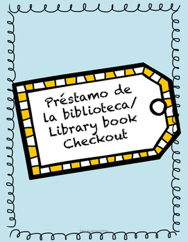 Book Checkout Form in SPN and ENG