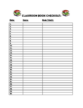 Book Checkout Page