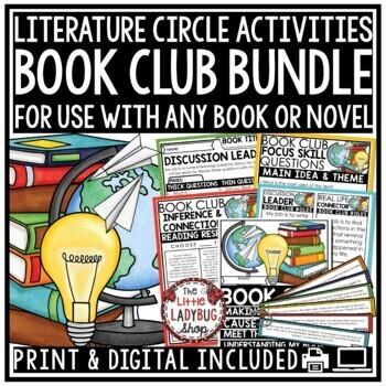 Book Club Activities and Literature Circles