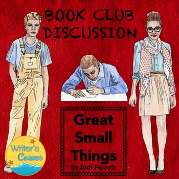 """Discrimination Discussion, Novel Study, """"Great Small Thing"""
