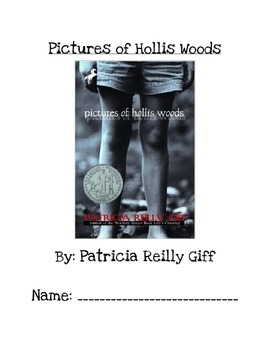 Book Club-Pictures of Hollis Woods (Patricia Reilly Giff)