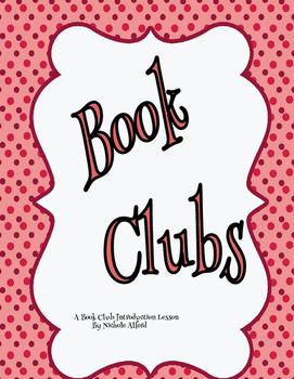 Book Club - Reader Response