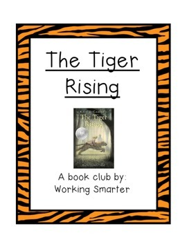 "Book Club ""The Tiger Rising"""