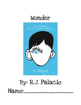 Book Club-Wonder (R.J. Palacio)